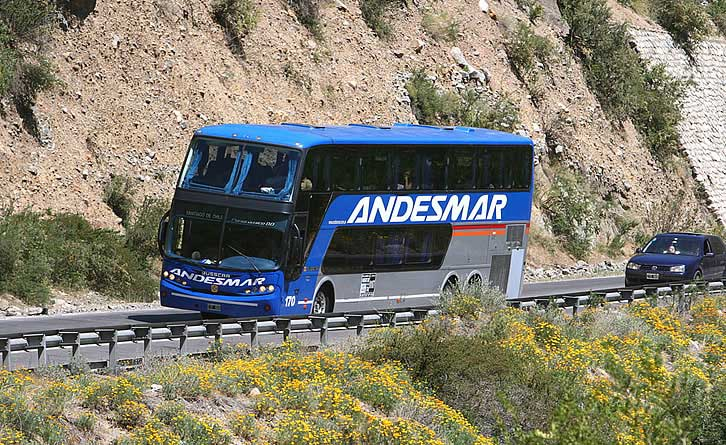 Argentina-Bus-Travel